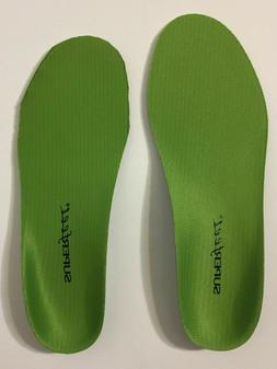 Superfeet Green Insoles Professional Grade High Arch Orthoti