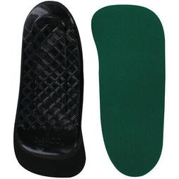 Spenco RX 3/4 Length Orthotic Arch Support Shoe Insoles